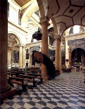 Interno della Cattedrale di Sant'Agata